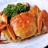 蒸し上海蟹
