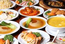 【季節限定】上海蟹と牡蠣の鉄板焼き宴会コース(全10品) ¥7,000